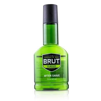 Faberge Brut After Shave Splash 147ml/5oz Men's Fragrance