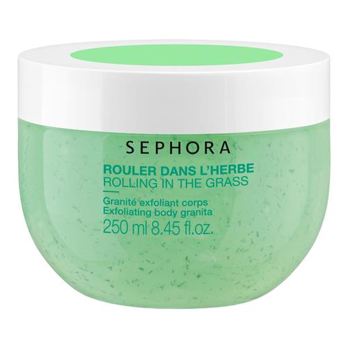 Sephora Collection Exfoliating Body Granita Rolling in the Grass