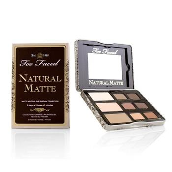 Too Faced Natural Matte Matte Neutral Eye Shadow Palette – Make Up
