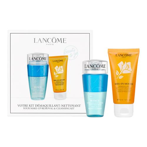 Lancôme Your Make Up Removal & Cleansing Kit (Limited Edition)