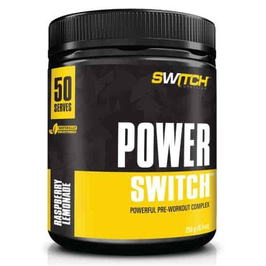 Power Switch 50 Serves Grape by Switch Nutrition