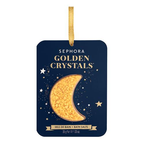 Sephora Collection Bath Salts (Limited Edition 2018) Golden Crystals