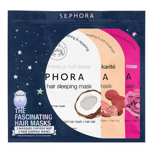 Sephora Collection The Fascinating Hair Masks Set (Limited Edition 2018)