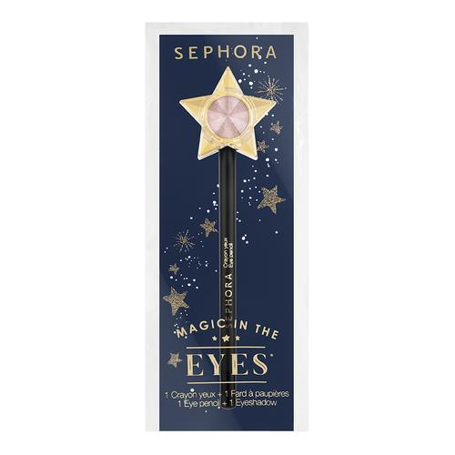 Sephora Collection Magic In The Eyes: Pencil + Shadow Duo (Limited Edition 2018)