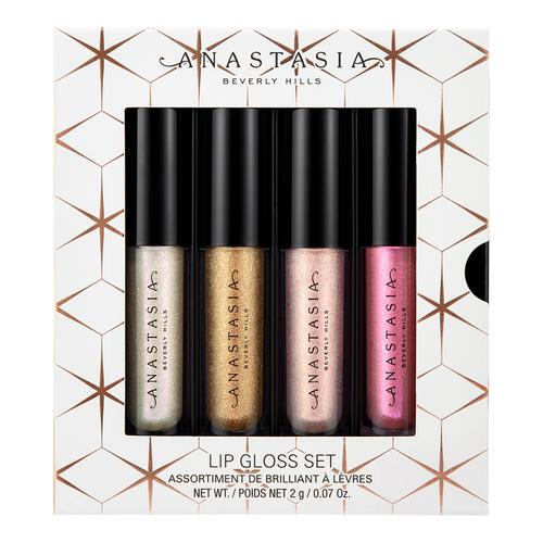 Anastasia Beverly Hills Holiday Mini Lip Gloss Set (Limited Edition)