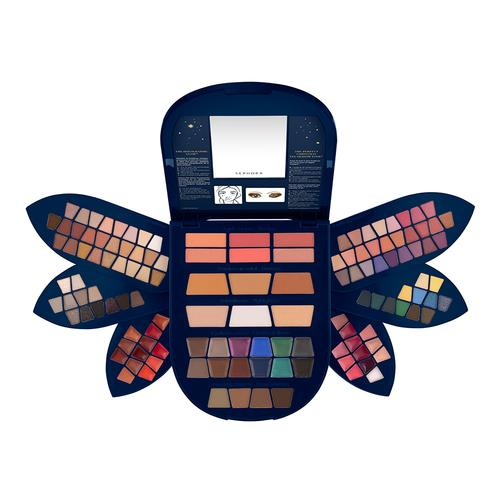 Sephora Collection Once Upon A Night Palette   Face Palette (Limited Edition 2018)