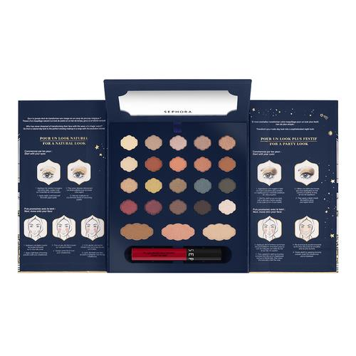 Sephora Collection Once Upon A Palette   Eye Shadow & Face Powder Palette (Limited Edition 2018)