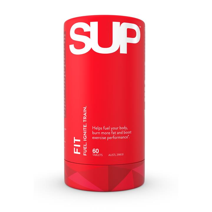 SUP Supplements POP SUP Fit 60 Tablets