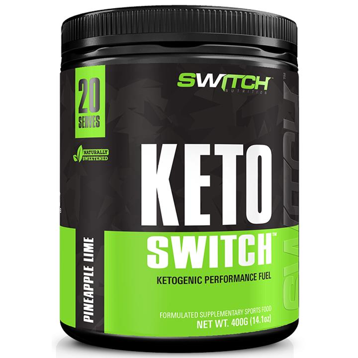 Keto Switch 40 Serves Lychee by Switch Nutrition