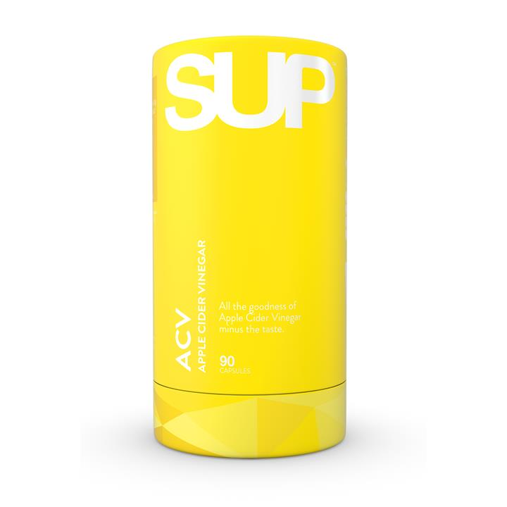 SUP Supplements POP SUP ACV 90 Capsules