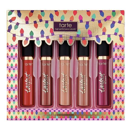 tarte Lasting Lippies Quick Dry Set (Limited Edition)