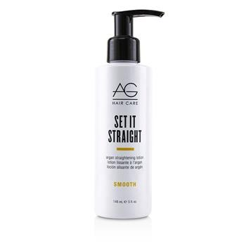 AG Hair Set It Straight Argan Straightening Lotion 148ml/5oz Hair Care