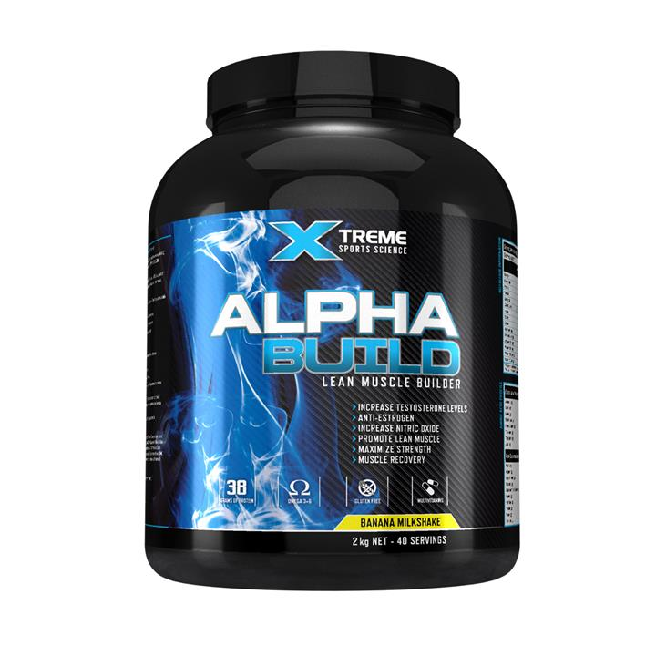 Xtreme Sports Alpha Build 2kg