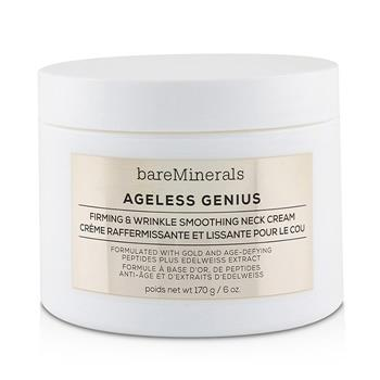 BareMinerals Ageless Genius Firming & Wrinkle Smoothing Neck Cream (Salon Size) 170g/6oz Skincare