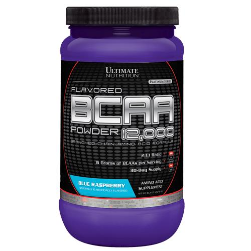 Ultimate Nutrition BCAA 12,000 60 serves