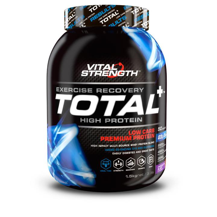 Vital Strength Total Protein Plus 1.5kg