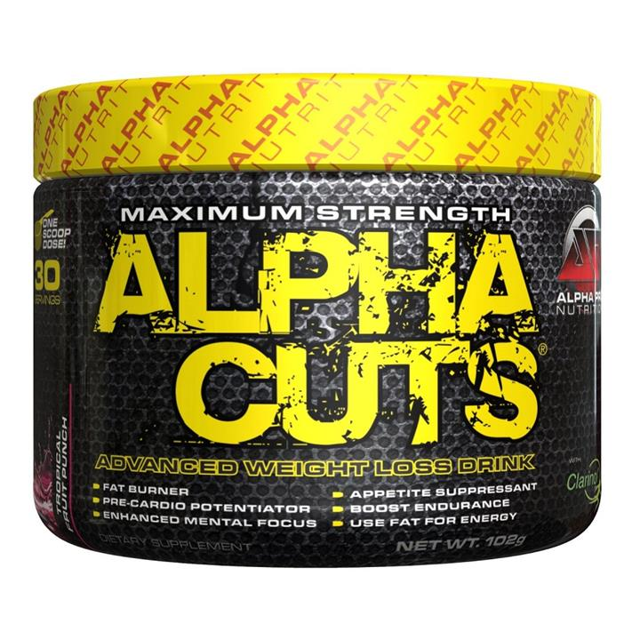 Alpha Pro Nutrition Alpha Cuts 30 Serves