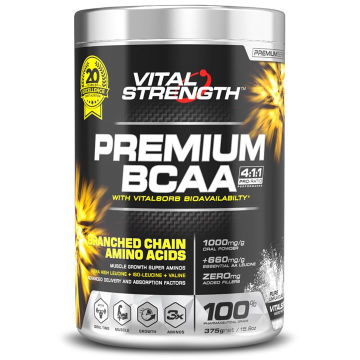 Vital Strength BCAA 4:1:1 375g