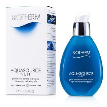 Biotherm Aquasource Nuit High Density Hydrating Jelly (For All Skin Types) 50ml/1.69oz Skincare