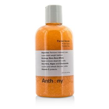 Anthony Logistics For Men Facial Scrub (Bottle) 237ml/8oz Men's Skincare