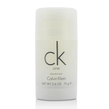 Calvin Klein CK One Deodorant Stick 75ml/2.5oz Ladies Fragrance