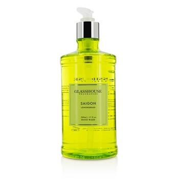 Glasshouse Hand Wash - Saigon (Lemongrass) 500ml/17oz Ladies Fragrance