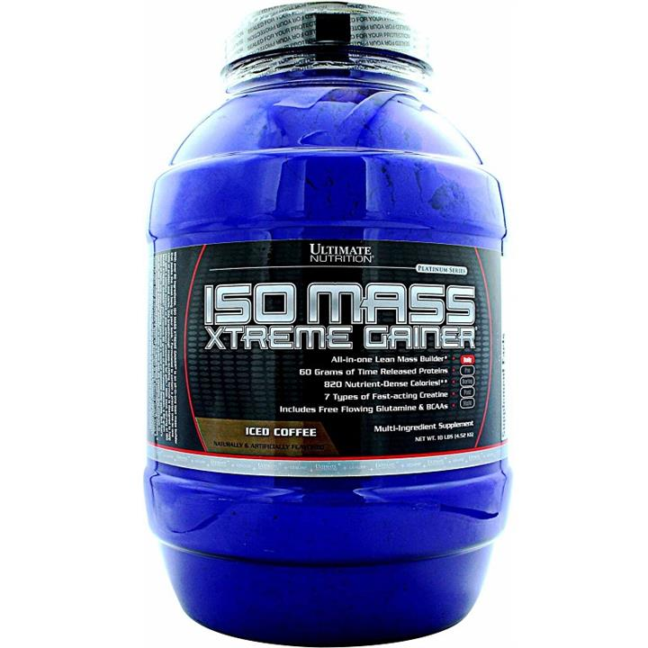 Ultimate Nutrition ISO Mass Extreme Gainer 4.5kg