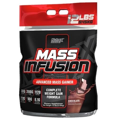 Nutrex Research Mass Infusion 5.45kg
