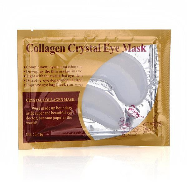 Collagen Crystal Eye Mask Patch Eyelid Deep Anti-Aging Wrinkle