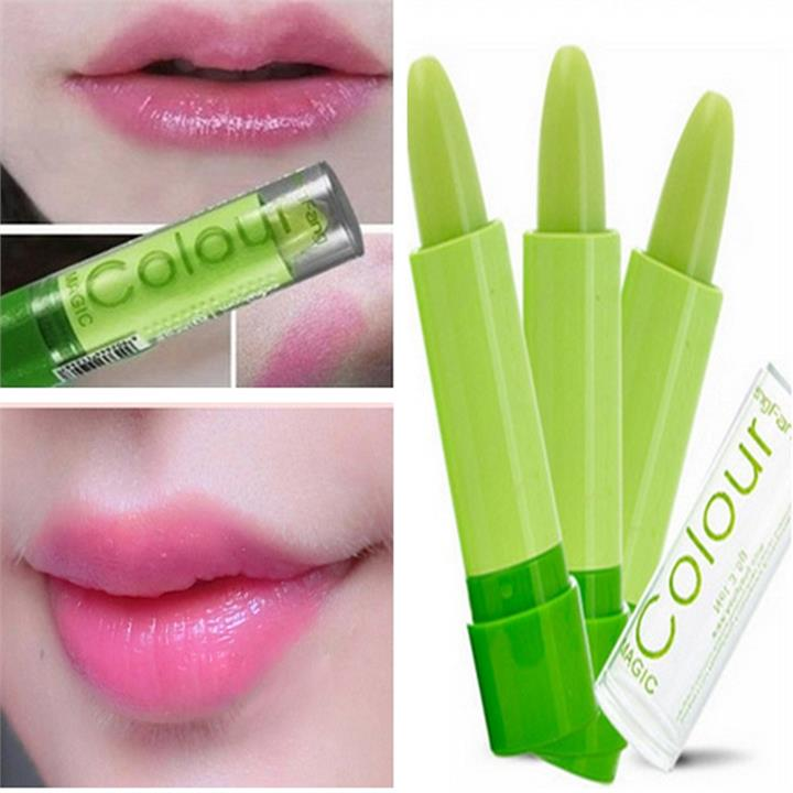 Green Magic Color Changing Lipstick