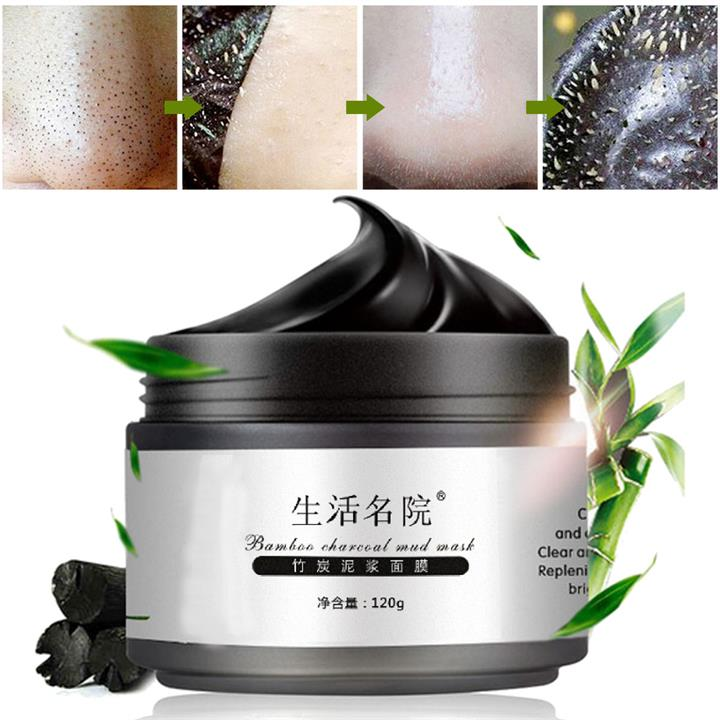 Charcoal Black Mask Blackhead Remover Masks Peel Off Purifying Deep Cleansing Oil Contro