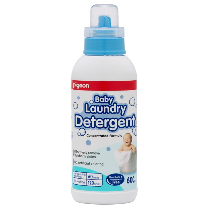 Pigeon Baby Laundry Liquid Detergent 600ml