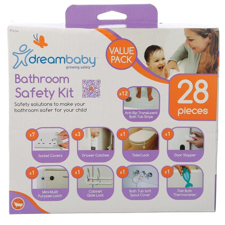 Dream Baby Bathroom Value Pack X 28 Piece