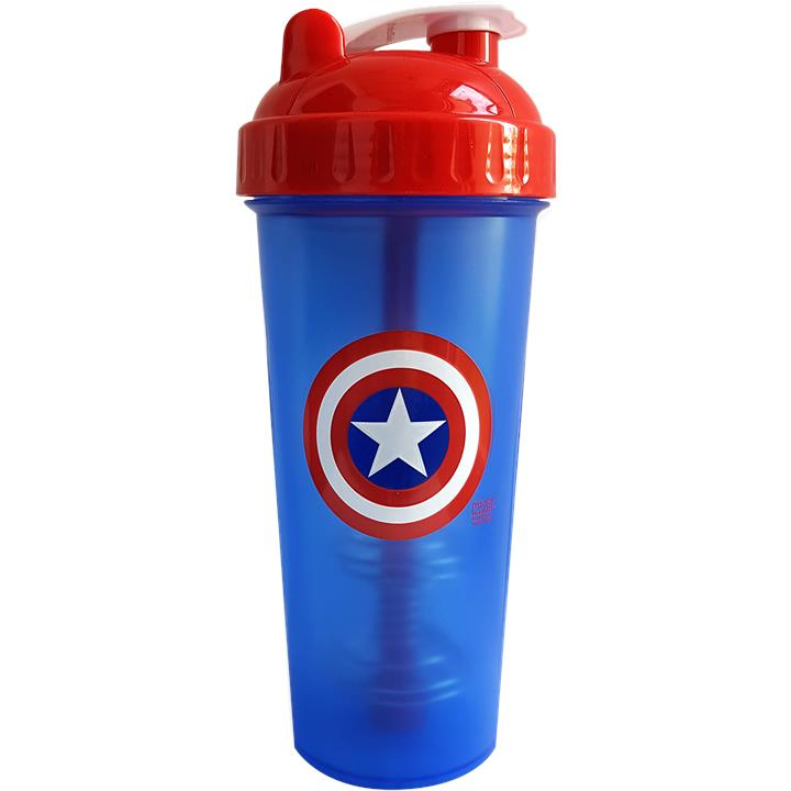 Performa Perfect Shaker Hero Series Captain America Shaker Cup 800ml