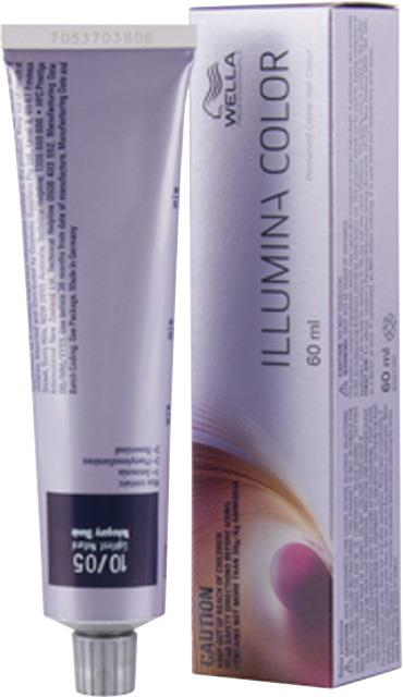10/05 Wella Professional Illumina Colour 60g - Lightest Natural
