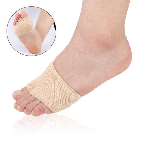 1 Pair Soft Anti Friction Toes Corrector