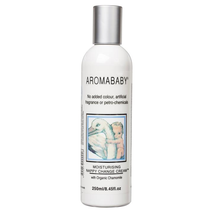 Aromababy Moisturising Nappy Change Cream with Organic Chamomile 250ml