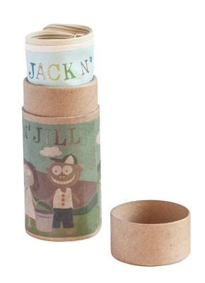 Jack N' Jill Sleepover/Storage Bag 100% Cotton Shell