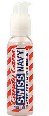 Swiss Navy Water-Based Lubricant (Candy Cane) 118ml