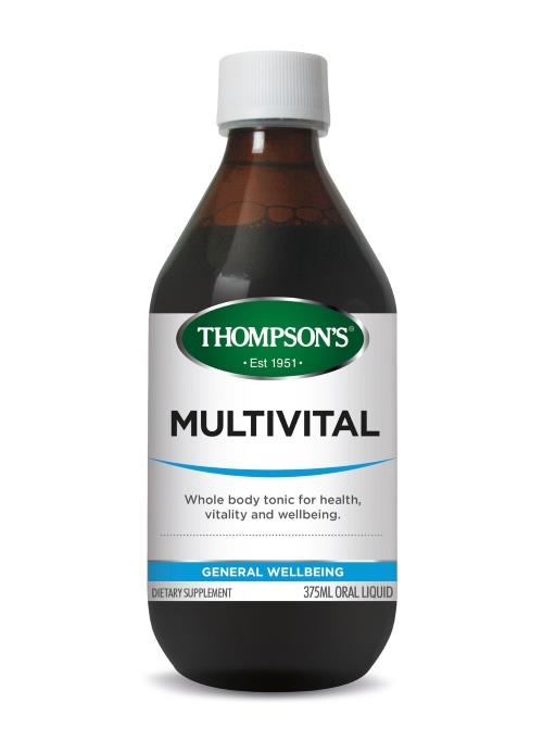 Thompson's Multivital Oral Liquid 375ml