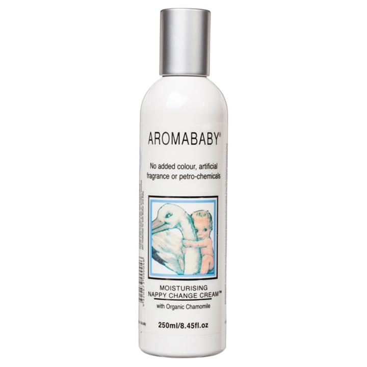 Aromababy Moisturising Nappy Cream With Natural Vitamin E 125ml