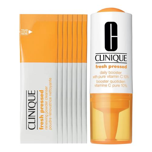 Clinique Fresh Pressed 7 Day System With Pure Vitamin C 10%