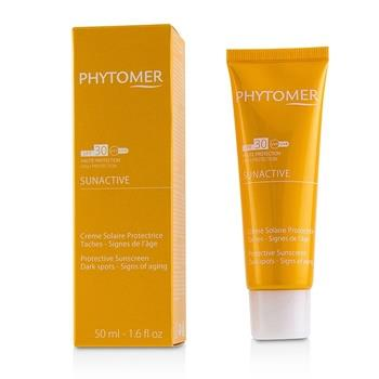 Phytomer Sun Active Protective Sunscreen SPF 30 Dark Spots – Signs of Aging 50ml/1.6oz Skincare
