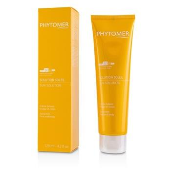 Phytomer Sun Solution Sunscreen SPF 30 (For Face and Body) 125ml/4.2oz Skincare