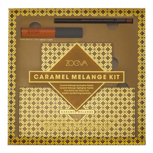 ZOEVA Caramel Melange Kit (Limited Edition 2018)