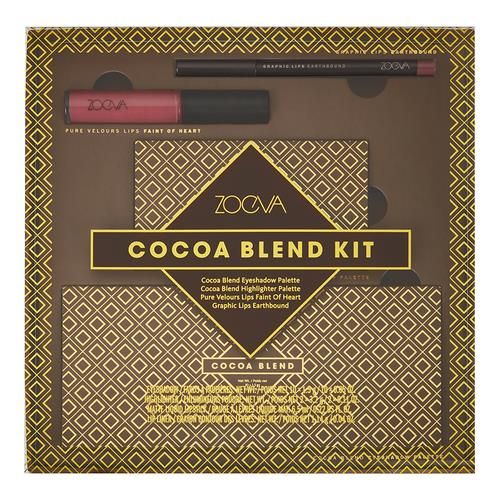 ZOEVA Cocoa Blend Kit (Limited Edition 2018)