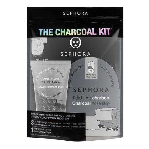 Sephora Collection The Charcoal Kit (Limited Edition 2018)