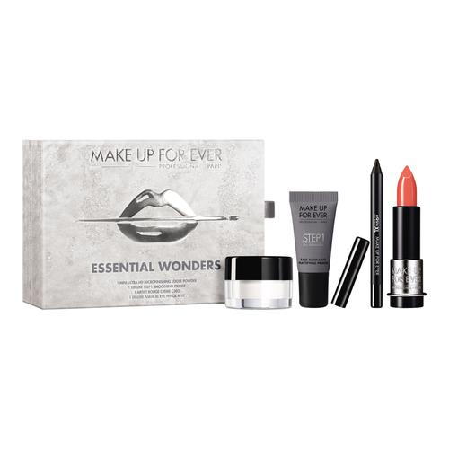 Make Up For Ever Essential Wonders Makeup Set (Limited Edition 2018)