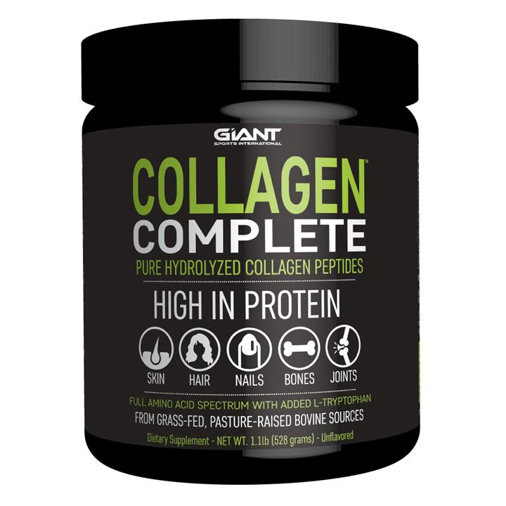 Giant Sports Collagen Complete 528g