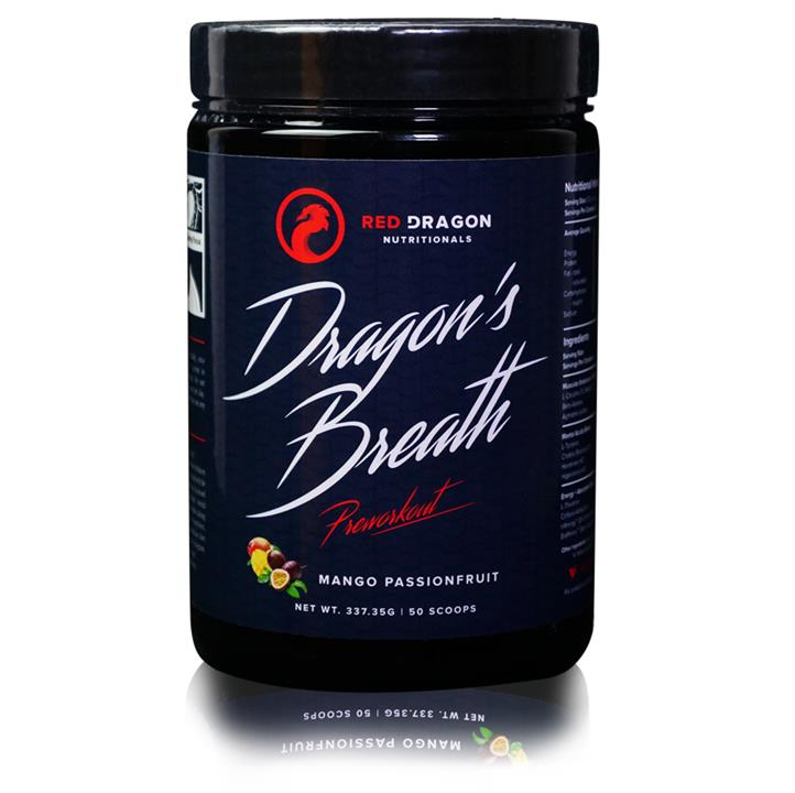 Red Dragon Nutritionals Dragon's Breath 50 Serves